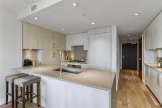 """Photo 1: 503 210 SALTER Street in New Westminster: Queensborough Condo for sale in """"PENINSULA"""" : MLS®# R2579738"""