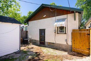 Photo 26: 787 Ashburn Street in Winnipeg: West End Residential for sale (5C)  : MLS®# 202114979