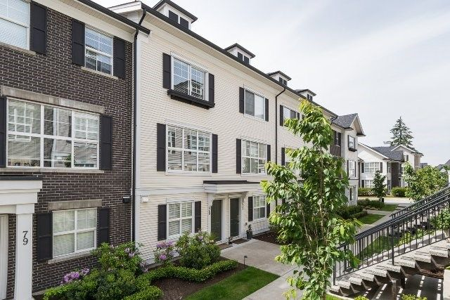 """Main Photo: 78 2469 164 Street in Surrey: Grandview Surrey Townhouse for sale in """"Abbey Road"""" (South Surrey White Rock)  : MLS®# R2075414"""