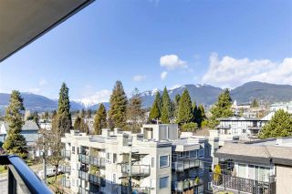 "Photo 1: 702 160 W 3RD Street in North Vancouver: Lower Lonsdale Condo for sale in ""ENVY"" : MLS®# R2542885"