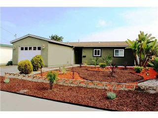 Photo 1: CHULA VISTA House for sale : 2 bedrooms : 1613 Marl Avenue