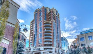 Photo 2: 205 600 PRINCETON Way SW in Calgary: Eau Claire Apartment for sale : MLS®# A1089238