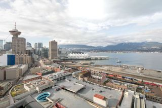 """Photo 9: 2309 108 W CORDOVA Street in Vancouver: Downtown VW Condo for sale in """"WOODWARDS W32"""" (Vancouver West)  : MLS®# R2146313"""