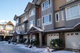 """Photo 1: 40 7088 191 Street in Surrey: Clayton Townhouse for sale in """"Montana"""" (Cloverdale)  : MLS®# R2128648"""