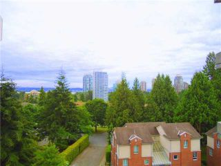 """Photo 2: 704 7077 BERESFORD Street in Burnaby: Highgate Condo for sale in """"CITY CLUB IN THE PARK"""" (Burnaby South)  : MLS®# V956657"""