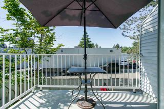 """Photo 18: 8 3087 IMMEL Street in Abbotsford: Central Abbotsford Townhouse for sale in """"Clayburn Estates"""" : MLS®# R2368944"""