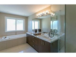 Photo 12: 3507 SHEFFIELD Avenue in Coquitlam: Burke Mountain House for sale : MLS®# V1079433