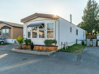 Photo 2: 68 1655 ORD ROAD in Kamloops: Brocklehurst Manufactured Home/Prefab for sale : MLS®# 159093