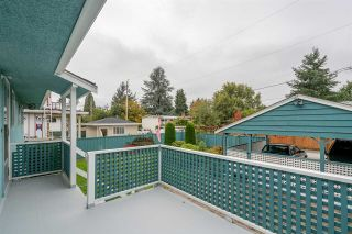Photo 17: 145 HARVEY Street in New Westminster: The Heights NW House for sale : MLS®# R2218667
