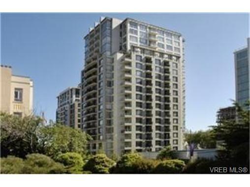 Main Photo:  in : Vi Downtown Condo for sale (Victoria)  : MLS®# 462857