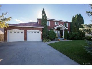 Photo 1: 18 Caravelle Lane in West St Paul: Riverdale Residential for sale (4E)  : MLS®# 1706969