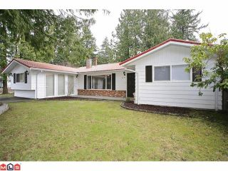 """Photo 1: 4370 204TH Street in Langley: Brookswood Langley House for sale in """"Brookswood"""" : MLS®# F1206281"""