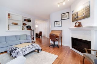 "Photo 4: 202 2668 ASH Street in Vancouver: Fairview VW Condo for sale in ""CAMBRIDGE GARDENS"" (Vancouver West)  : MLS®# R2510443"