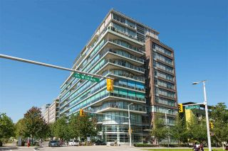 """Photo 1: 501 181 W 1ST Avenue in Vancouver: False Creek Condo for sale in """"BROOK - Village On False Creek"""" (Vancouver West)  : MLS®# R2524212"""