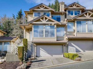 """Photo 1: 7 2979 PANORAMA Drive in Coquitlam: Westwood Plateau Townhouse for sale in """"DEERCREST"""" : MLS®# R2543094"""