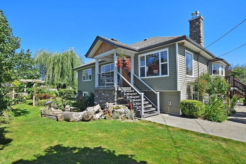 Main Photo: 8980 SHOOK ROAD in Mission: Hatzic House for sale : MLS®# R2399390