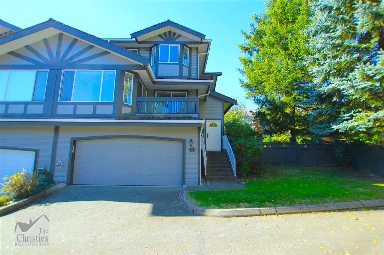 Main Photo: 116 1685 PINETREE WAY in Coquitlam: Westwood Plateau Townhouse for sale : MLS®# R2117168