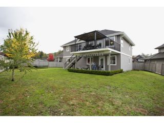 """Photo 20: 35415 NAKISKA Court in Abbotsford: Abbotsford East House for sale in """"Sandy Hill"""" : MLS®# R2011952"""