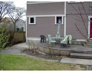 Photo 10:  in WINNIPEG: Fort Rouge / Crescentwood / Riverview Residential for sale (South Winnipeg)  : MLS®# 2908243
