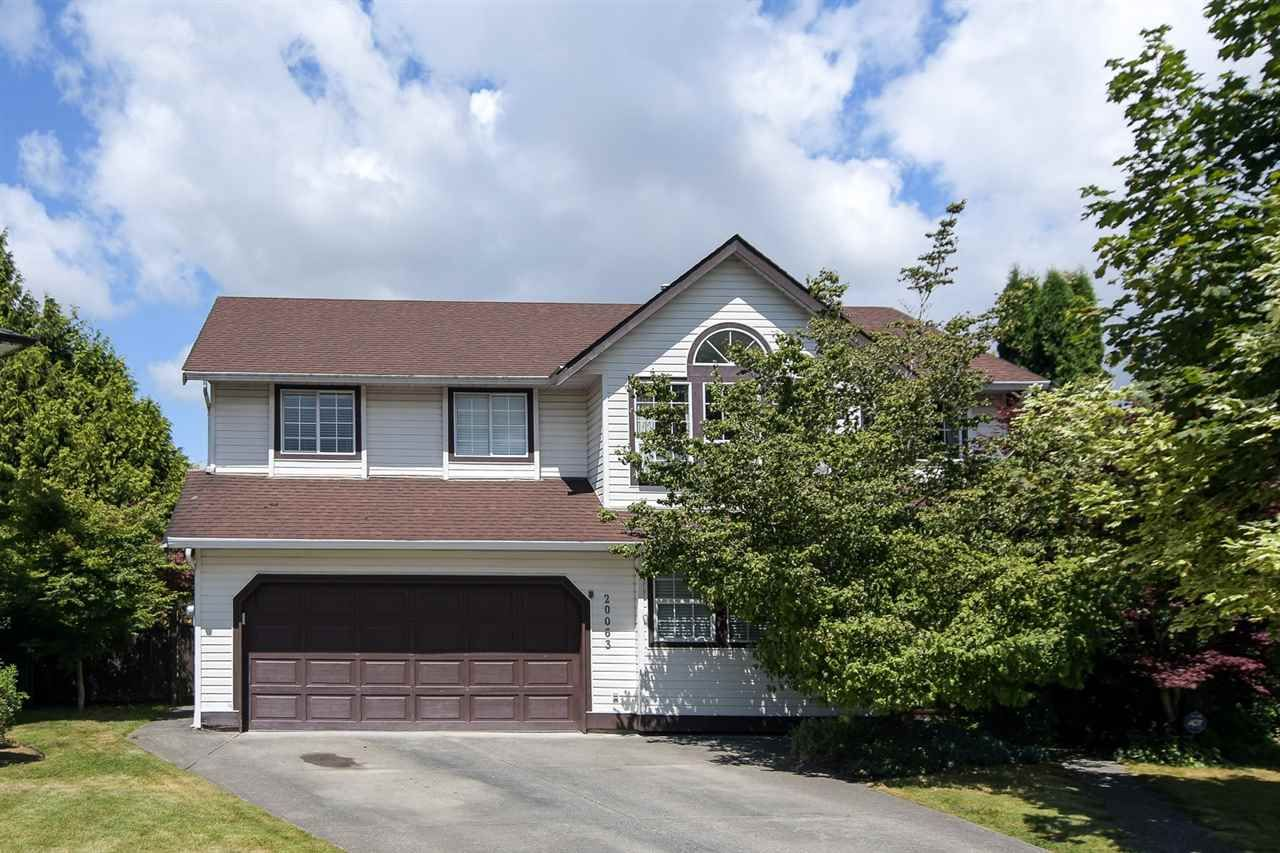 Main Photo: 20063 49A Avenue in Langley: Langley City House for sale : MLS®# R2366602