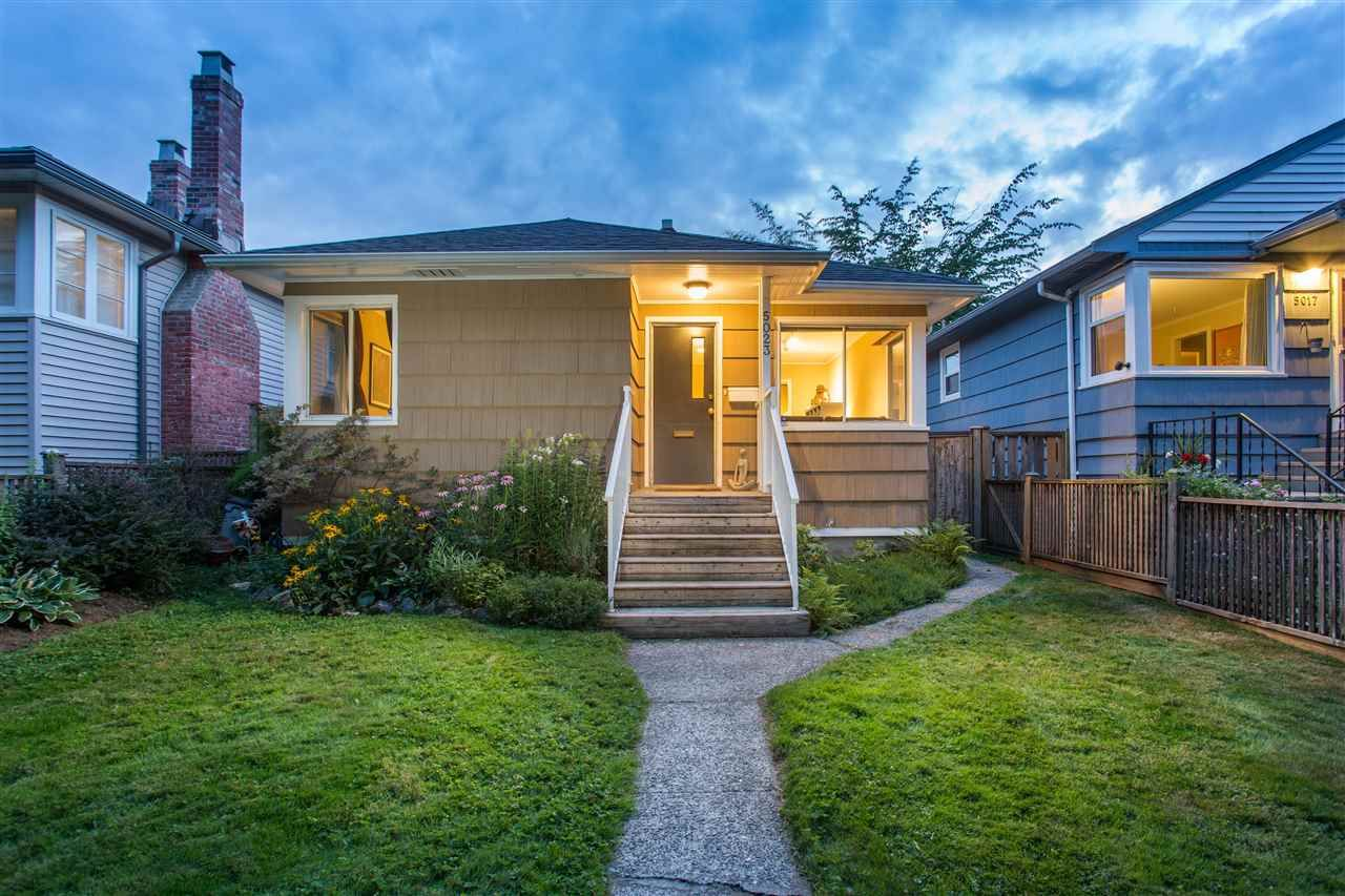 Main Photo: 5023 SHERBROOKE STREET in Vancouver: Knight House for sale (Vancouver East)  : MLS®# R2292328