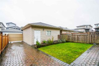 """Photo 35: 205 PHILLIPS Street in New Westminster: Queensborough House for sale in """"Queensborough"""" : MLS®# R2520483"""