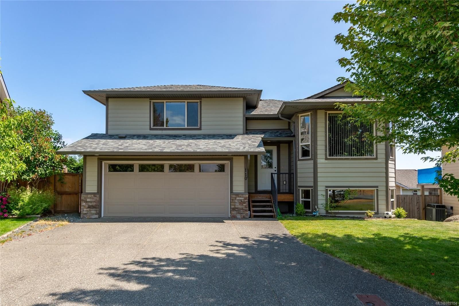 Main Photo: 110 Vermont Dr in : CR Willow Point House for sale (Campbell River)  : MLS®# 882704