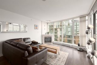 "Photo 10: 504 1428 W 6TH Avenue in Vancouver: Fairview VW Condo for sale in ""SIENA OF PORTICO"" (Vancouver West)  : MLS®# R2546266"