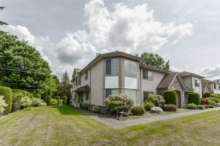 "Photo 1: 60 3110 TRAFALGAR Street in Abbotsford: Central Abbotsford Townhouse for sale in ""Northview"" : MLS®# R2270607"