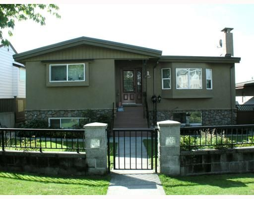 Main Photo: 4220 WILLIAM ST in Burnaby: Willingdon Heights House for sale (Burnaby North)  : MLS®# V788588