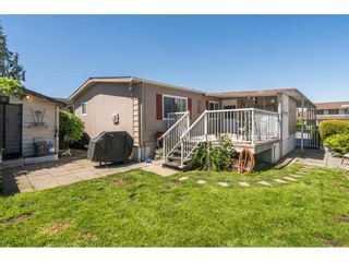 """Photo 36: 34 8254 134 Street in Surrey: Queen Mary Park Surrey Manufactured Home for sale in """"WESTWOOD ESTATES"""" : MLS®# R2586681"""