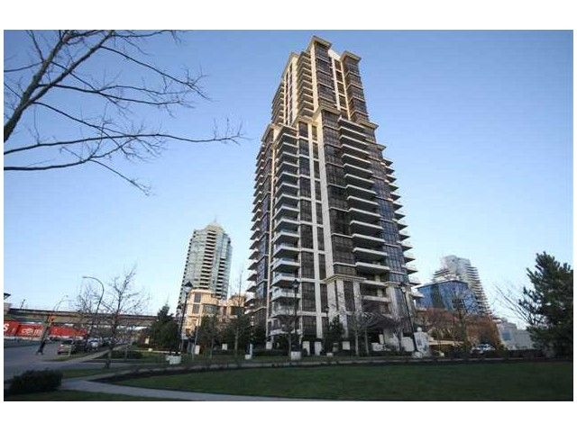 Main Photo: # 605 2088 MADISON AV in Burnaby: Brentwood Park Condo for sale (Burnaby North)  : MLS®# V1021818