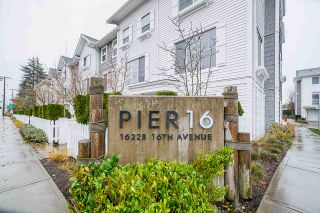 Photo 1: 3 16228 16 AVENUE in Surrey: King George Corridor Townhouse for sale (South Surrey White Rock)  : MLS®# R2524242