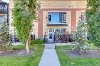Photo 2: 731 2 Avenue SW in Calgary: Eau Claire Row/Townhouse for sale : MLS®# A1124261