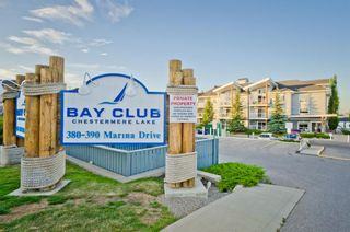 Photo 2: 107 390 Marina Drive: Chestermere Apartment for sale : MLS®# A1097962