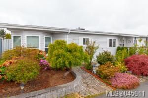 Main Photo: 145 7 Chief Robert Sam Lane in : VR Glentana Manufactured Home for sale (View Royal)  : MLS®# 845611