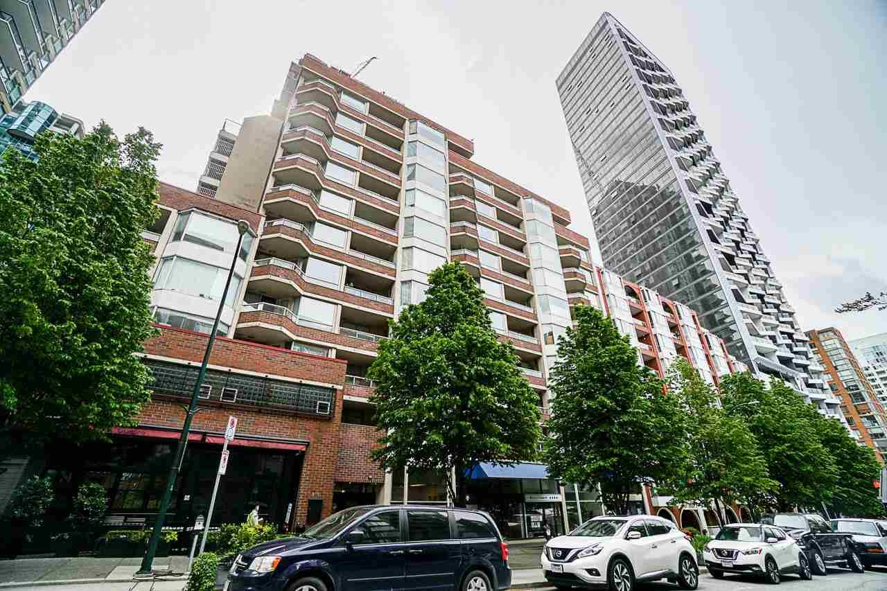 """Main Photo: 507 1330 HORNBY Street in Vancouver: Downtown VW Condo for sale in """"Hornby Court"""" (Vancouver West)  : MLS®# R2588080"""