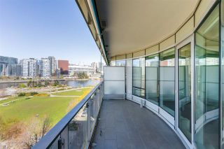 """Photo 33: 807 181 W 1ST Avenue in Vancouver: False Creek Condo for sale in """"BROOK AT THE VILLAGE"""" (Vancouver West)  : MLS®# R2567643"""