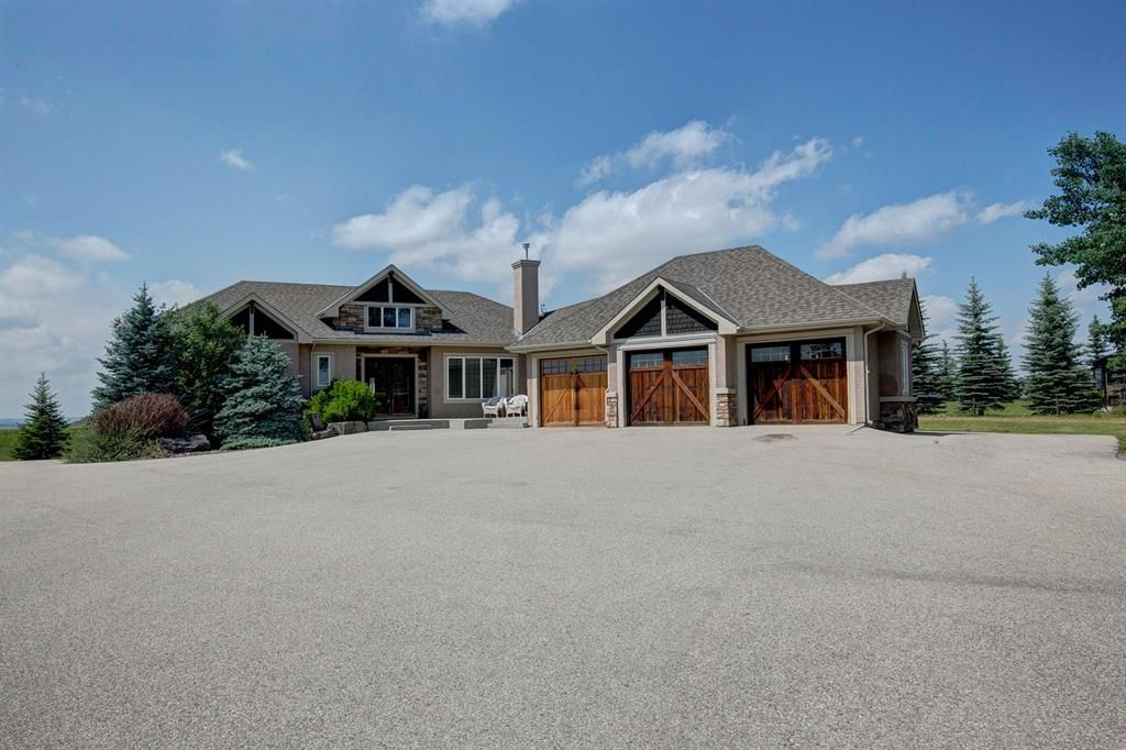 Main Photo: 24028 274 Avenue W: Rural Foothills County Detached for sale : MLS®# A1125659