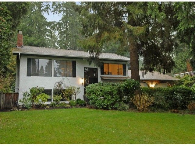 """Main Photo: 1914 127A Street in Surrey: Crescent Bch Ocean Pk. House for sale in """"OCEAN PARK"""" (South Surrey White Rock)  : MLS®# F1301799"""