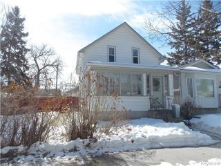 Photo 1: 118 Jefferson Avenue in Winnipeg: Scotia Heights Residential for sale (4D)  : MLS®# 1806569