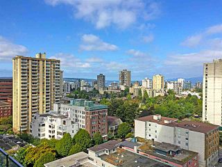 Photo 3: 1805 1028 BARCLAY STREET in Vancouver: West End VW Condo for sale (Vancouver West)  : MLS®# R2096950