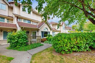 """Photo 1: 5 3701 THURSTON Street in Burnaby: Central Park BS Townhouse for sale in """"THURSTON GARDENS"""" (Burnaby South)  : MLS®# R2615333"""