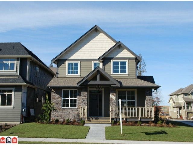 Main Photo: 5095 223 St in Langley: Murrayville House for sale : MLS®# F1029408