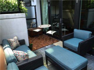 Photo 8: 1233 Seymour Street in Vancouver: Downtown VW Condo for sale (Vancouver West)  : MLS®# V1042541
