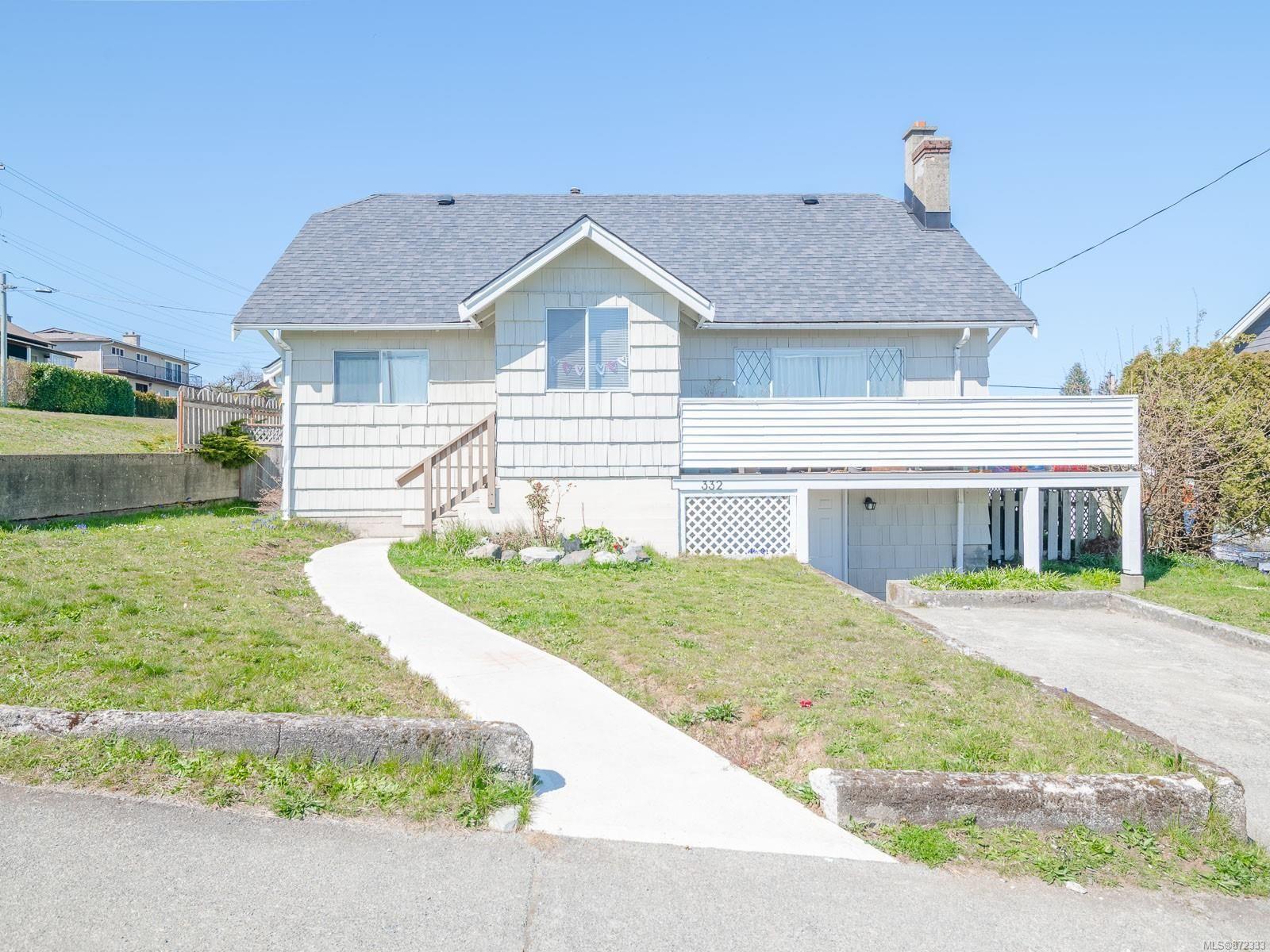 Main Photo: 332 Methuen St in : Du Ladysmith House for sale (Duncan)  : MLS®# 872333