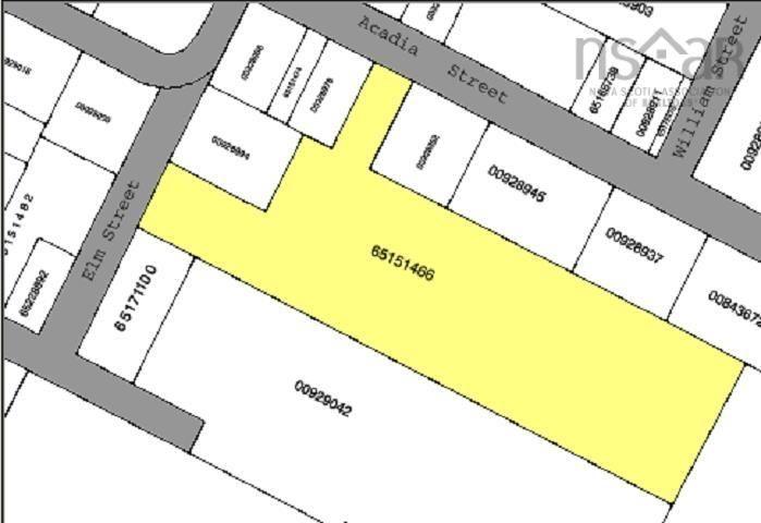 Main Photo: Elm Street in Trenton: 107-Trenton,Westville,Pictou Vacant Land for sale (Northern Region)  : MLS®# 202123865