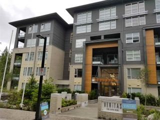Photo 1: 308 9168 SLOPES MEWS in Burnaby: Simon Fraser Univer. Condo for sale (Burnaby North)  : MLS®# R2201456