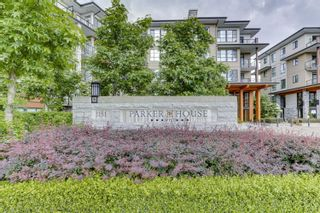 """Photo 2: 504 1151 WINDSOR Mews in Coquitlam: New Horizons Condo for sale in """"PARKER HOUSE"""" : MLS®# R2619662"""