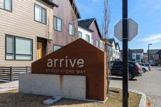 Photo 3: 903 Redstone Crescent NE in Calgary: Redstone Row/Townhouse for sale : MLS®# A1096519